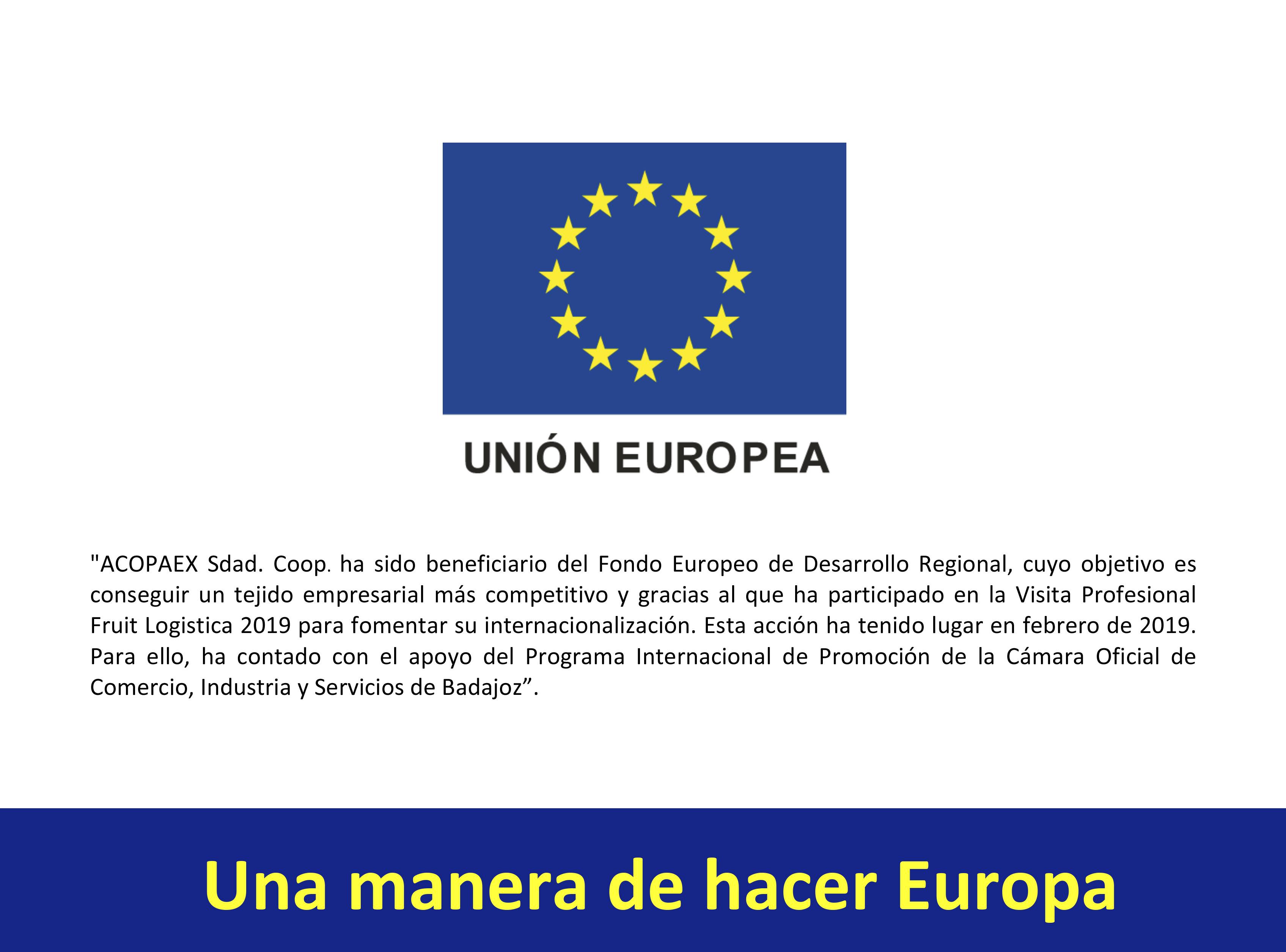 CONCESIÓN DE AYUDAS PROGRAMAS EUROPEOS