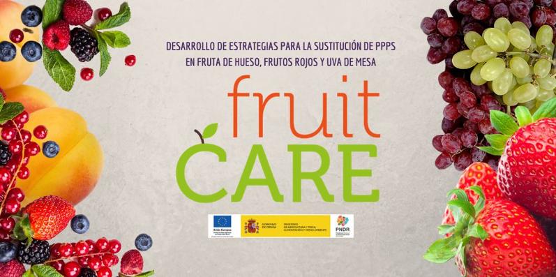 Sustitución de PPPs en fruta de hueso, frutos rojos y uva de mesa