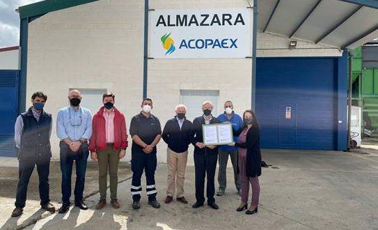 ACOPAEX obtiene la certificación de seguridad alimentaria IFS Food